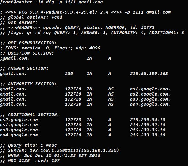 Fine Tuning DNS Server