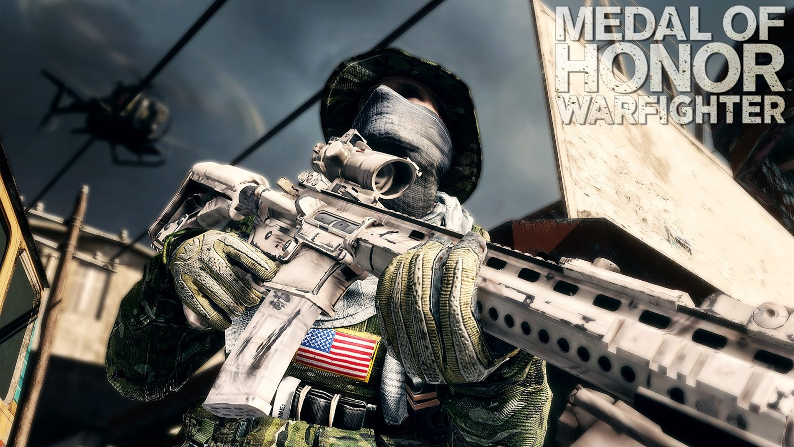 Wallpapers: Call of Duty, Battlefield, Crysis, Medal of ...