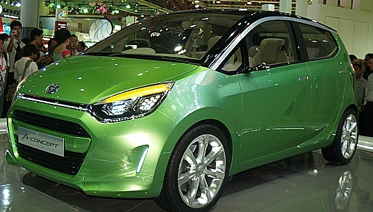 Harga Mobil A Concept di tahun 2017