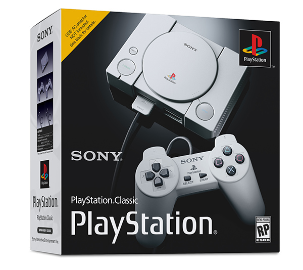 Sony announce PlayStation Classic