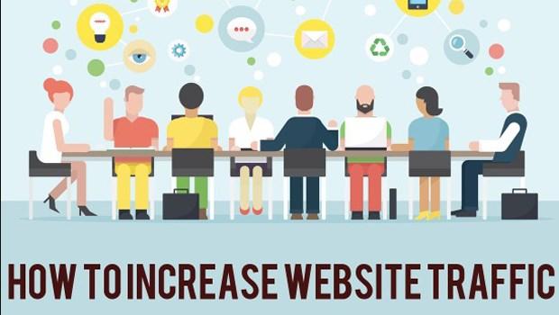 website traffic images