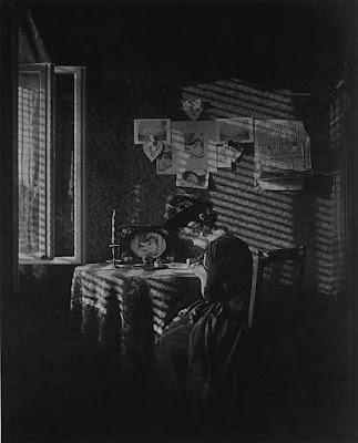Alfred Stieglitz -Sunrays,Paula,1889.