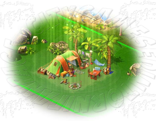 Paradise Island  Jays Tent