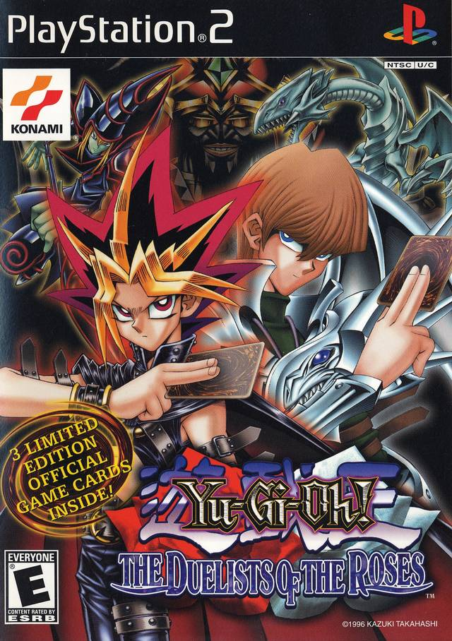 The Game Dungeon: 40 - Yu-Gi-Oh! The Duelist of the Roses ...