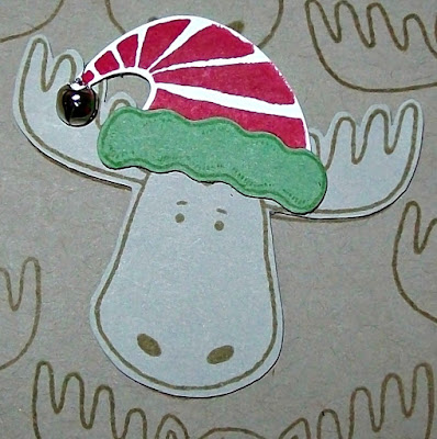 Stampin' Up! Susan Simpson UK Independent Stampin' Up! Demonstrator, Craftyduckydoodah!, JollyFriends, Jolly Hat Builder Punch, Supplies available 24/7,