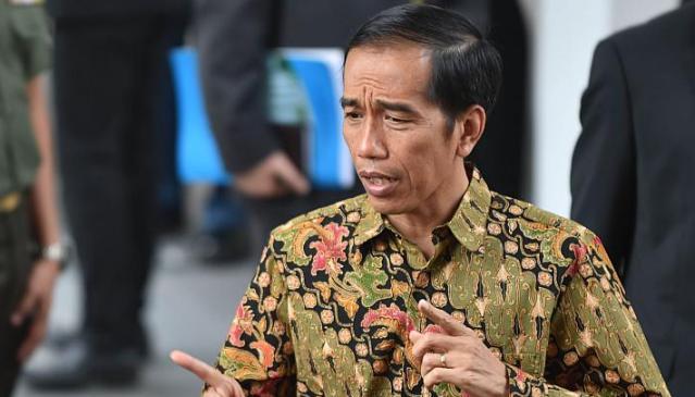 #JokowiTakutFPI Jadi Trending Topic, Presiden Panggil Kapolri