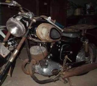 Cara menghilangkan karat pada besi sepeda motor dengan cepat