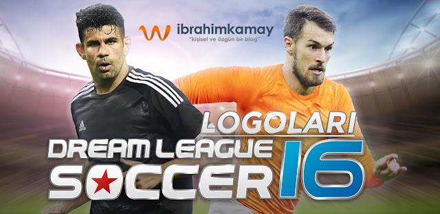 Dream League Soccer 2016 Takım Logoları