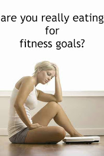 To Maintain Fitness, Then Watch the Diet Regularly
