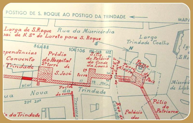 largo trindade coelho lisboa mapa RUAS DE LISBOA ALGUMA HISTÓRIA: Setembro 2016 largo trindade coelho lisboa mapa