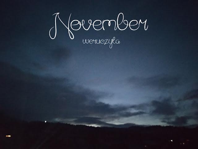 Listopad weruczyta