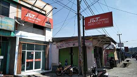 Alamat & Nomor Telepon Kantor J&T Kabupaten Bekasi