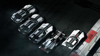 Grid Autosport PS4 Wallpaper