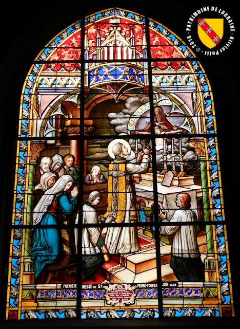MIRECOURT (88) - Eglise Notre-Dame de la Nativité (XIVe-XVIIe siècles)