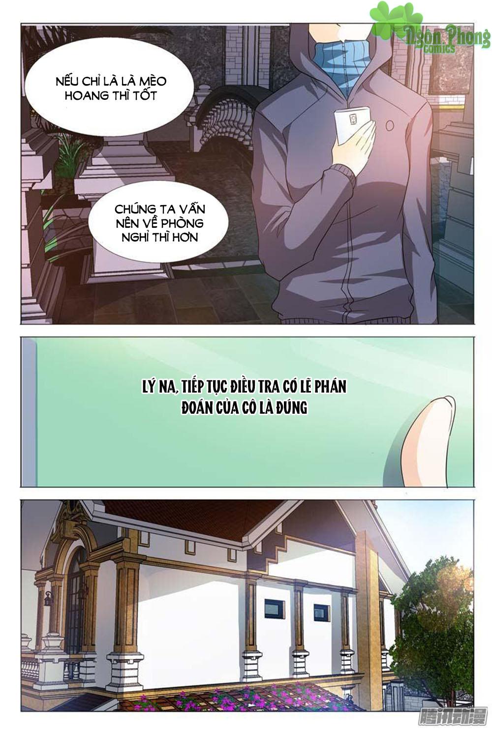 Hào Môn Tiểu Lão Bà Chap 102 - Trang 8