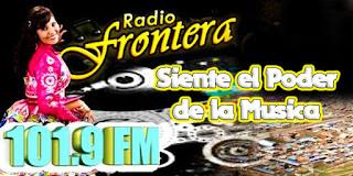 Radio Frontera 101.9 FM Sicuani Cusco
