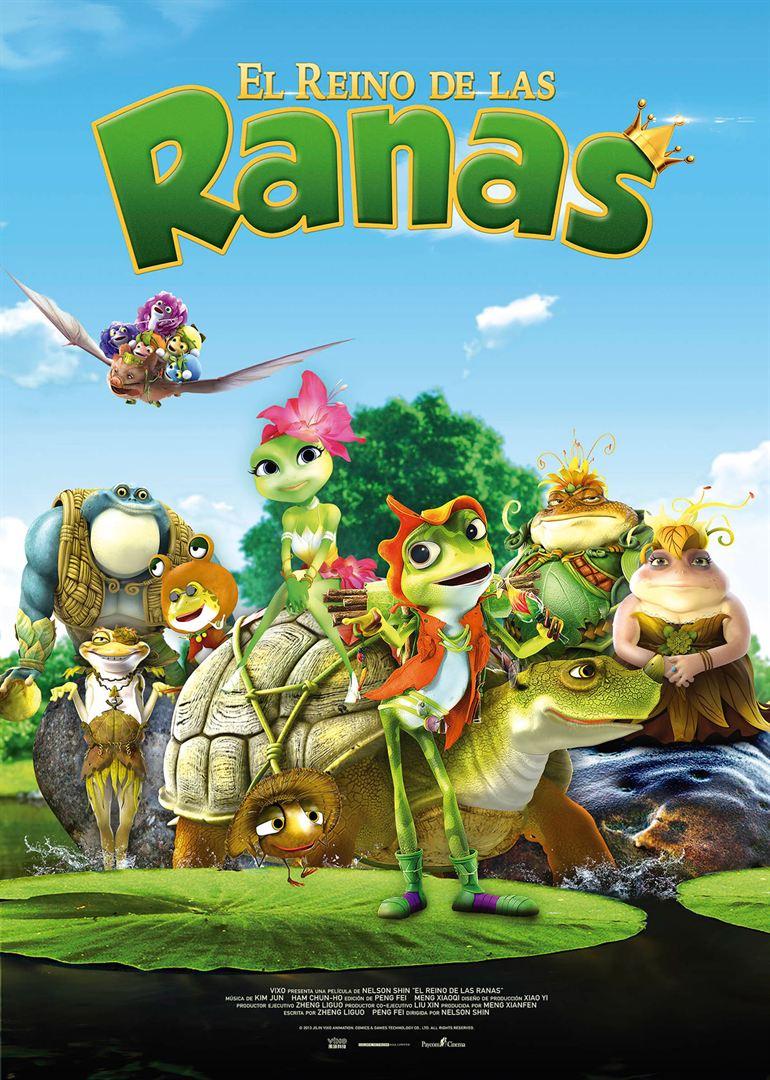 ver El Reino de las Ranas 2017