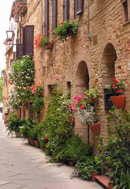 Los 10 pueblos m s bellos de toscana - La provenza italiana ...