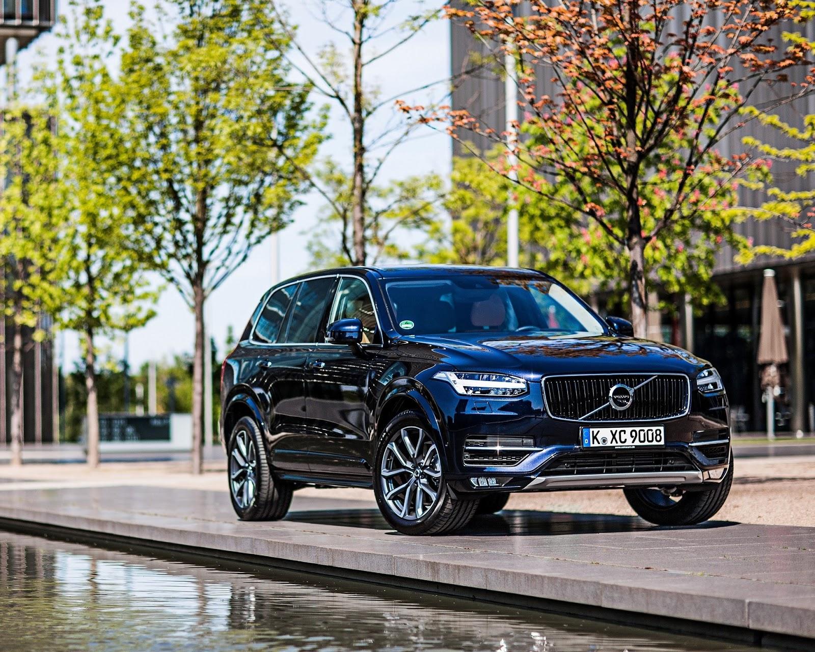 NEW%2BVOLVO%2BXC90%2B%25281%2529 Το Volvo XC90 κατακτά το βραβείο του ασφαλέστερου αυτοκινήτου