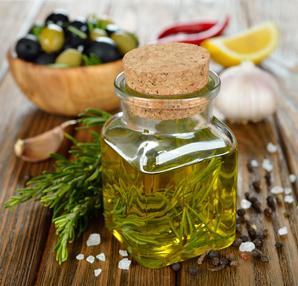 ) Spicy Olive Oil Dip (Baharatli Zeytinyagi)