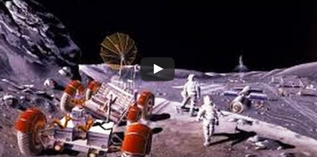 NASA Astronomer Say We Could-Colonise the Moon By 2022... For Few $10 Billion