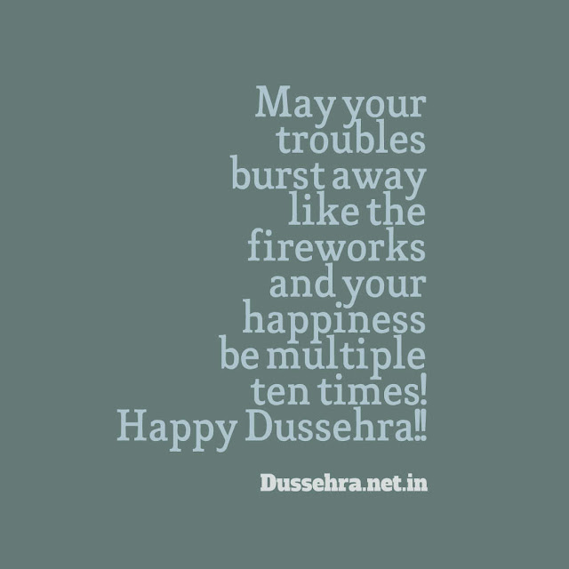Happy Dussehra Best SMS