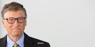 Bill Gates – US$ 84.2 bilhões (EUA) – Microsoft