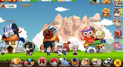 Download Ninja Heroes Apk Mod (unlimited coins) For Android