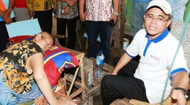 Perhatian untuk Lansia miskin Banyuwangi.