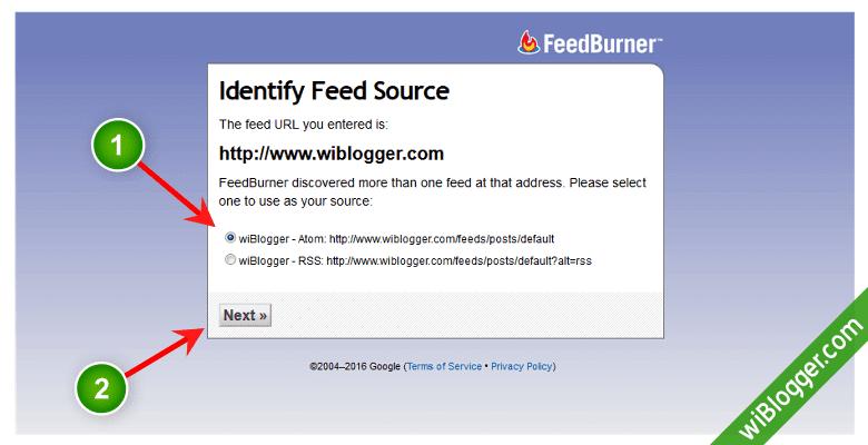 Cara memasang tombol berlangganan email di blog