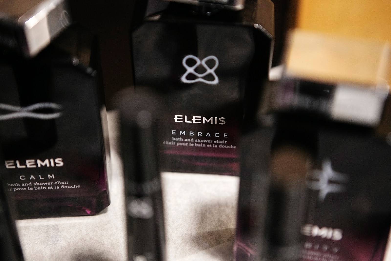 Elemis at the Matfen Hall Spa