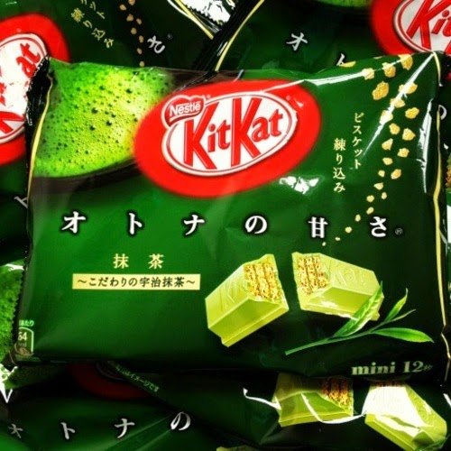 Shops_Everything_: Kitkat Matcha Original From JAPAN available at