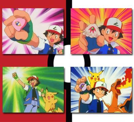 2. Especial Batallas de gimnasio de Ash Liga Naranja