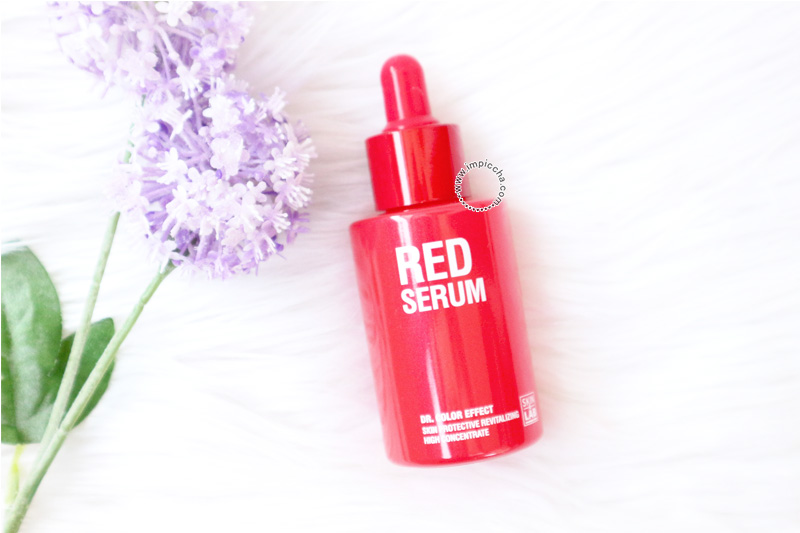 Review Dr. Color Effect Red Serum