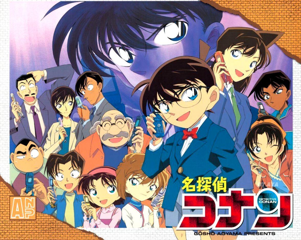 Detective Conan Best Wallpaper Wallpapers Sigi