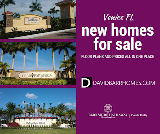 Sarasota and Venice new homes all in one place