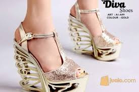 Sepatu Sandal Wanita Untuk Lebaran