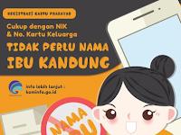 Registrasi Ulang Kartu SIM Seluler Tidak Perlu Nama Ibu Kandung