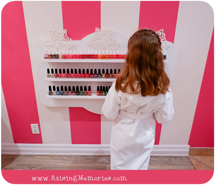 Mommy Daughter Spa Date at Glama Gals Tween Spa! | Raising Memories ...