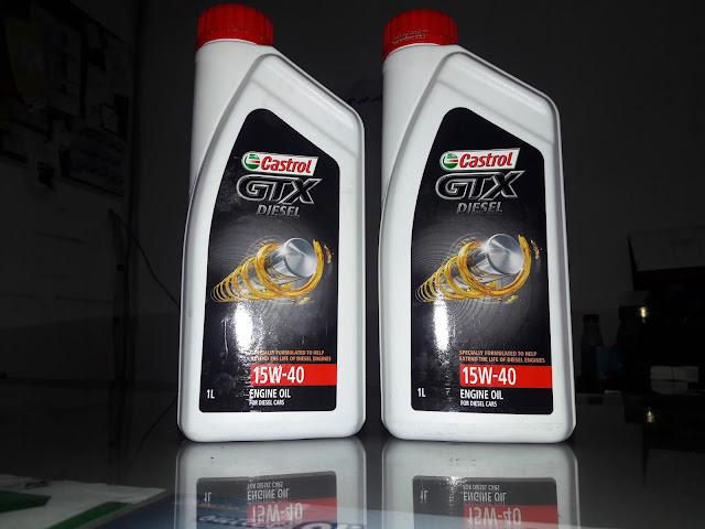 Harga oli castrol untuk mobil dan motor