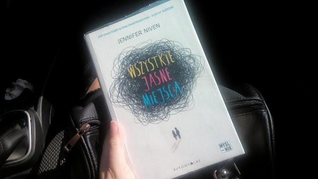 """""""Wszystkie jasne miejsca"""" Jennifer Niven #recenzja"""