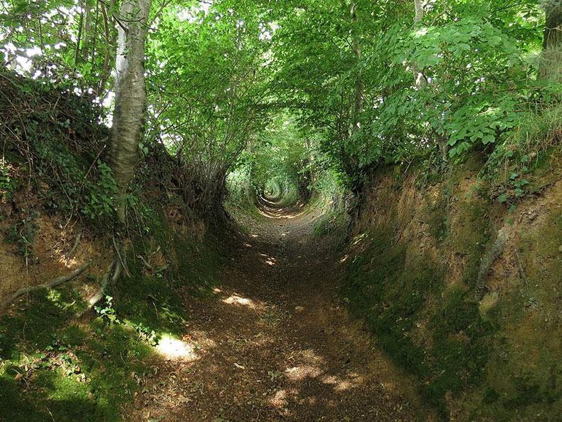 Holloways, los caminos hundidos de Europa | Francia, Inglaterra