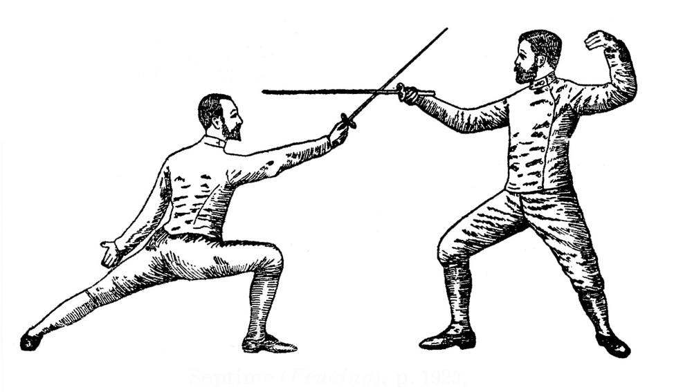 Afbeeldingsresultaat voor historic italian fencing