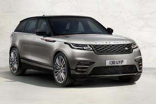 Land Rover Range Rover Velar (2018) Front Side