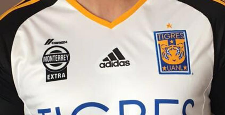 The new Tigres third jersey is made by Adidas and will be worn in the 2016  Liga MX season to complement the Tigres 2015-2016 home and away kits 7b8e38de2