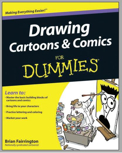 Drawing Cartoons & Comics for Dummies Free Download