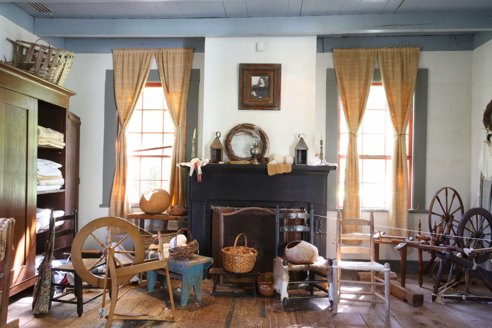 Traditional Acadian Craftsmanship On Display At The