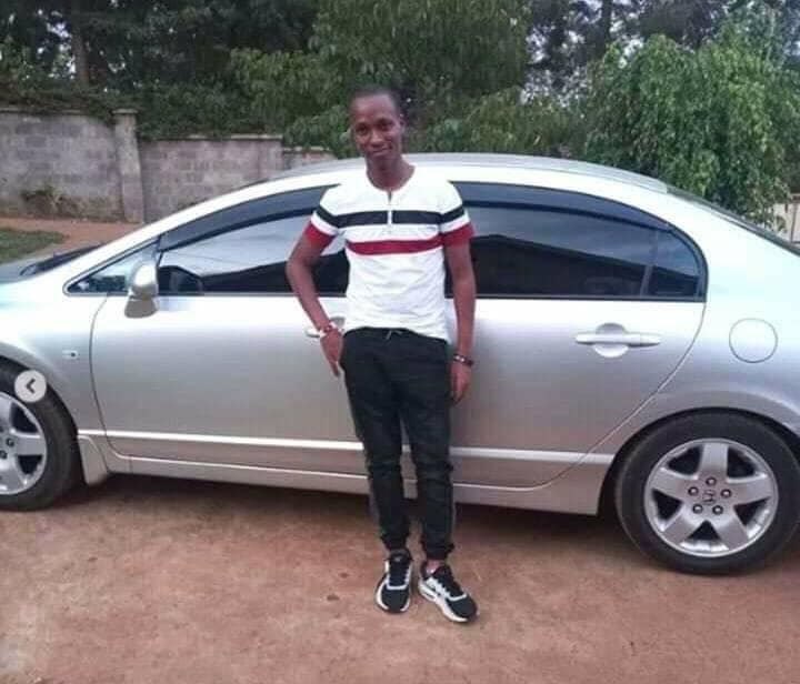 baller%2Bkinuthia - See PHOTO of NAFTALI KINUTHIA before he landed in trouble after killing IVY, he lived a good life.