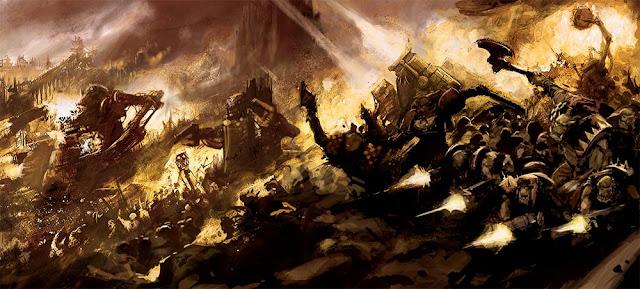 8ª edición Warhammer 40000