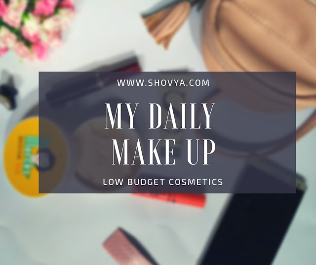Make Up Harianku : Beneran Low Budget Cosmetics